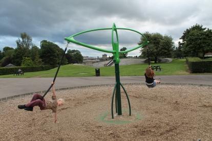 swings, fun, writing